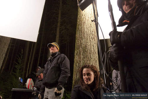 New Moon behind the scenes HQ foto-foto