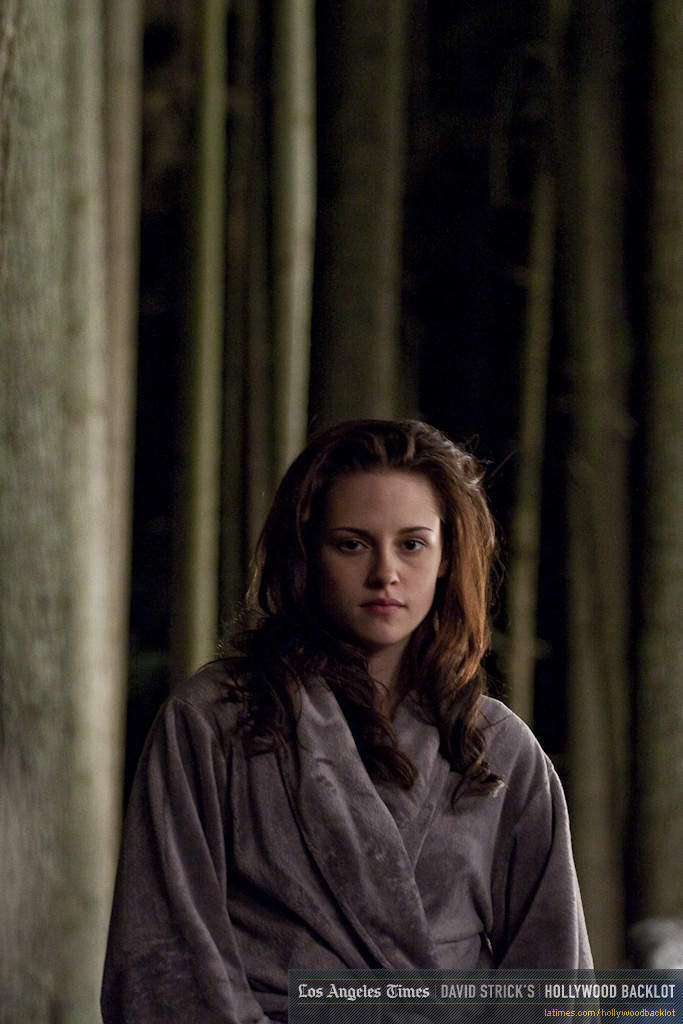 New Moon behind the scenes HQ фото