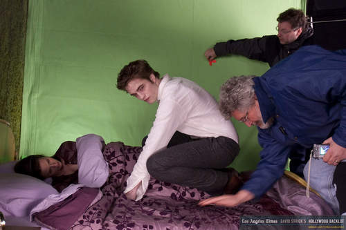 New Moon set pictures