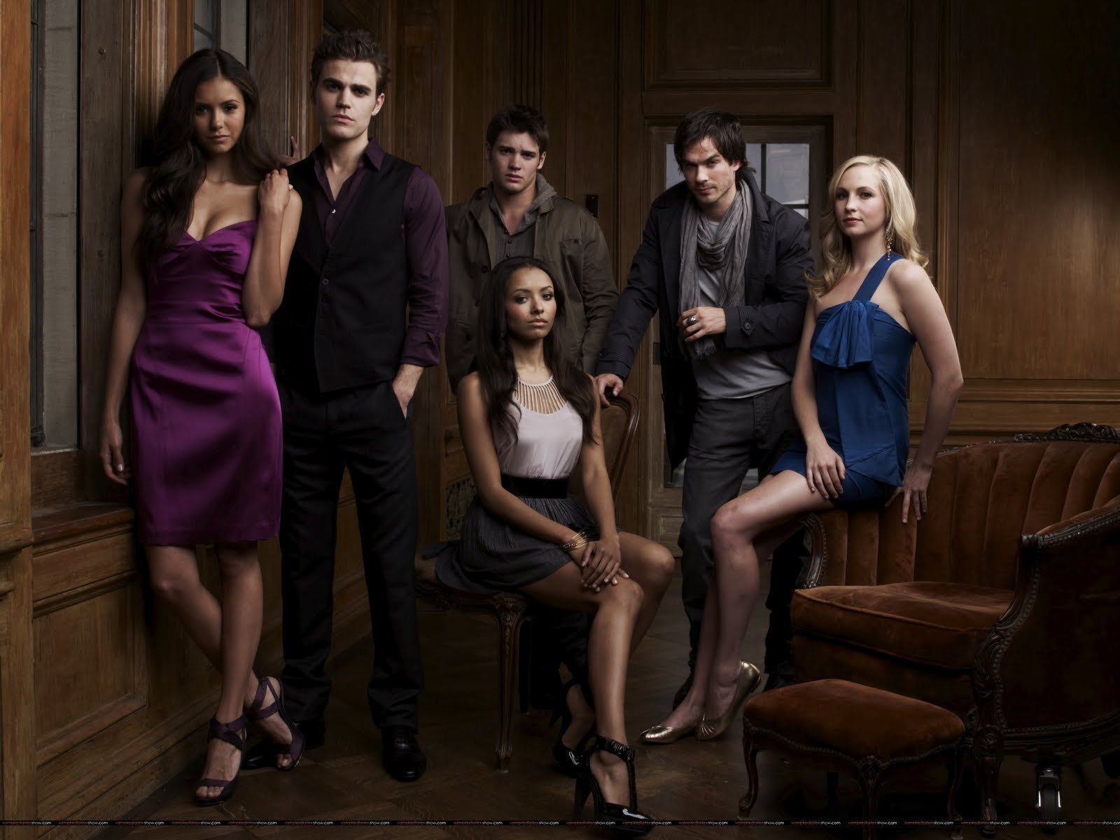 new cast promo pictures the vampire diaries tv show photo 8246073 fanpop. Black Bedroom Furniture Sets. Home Design Ideas