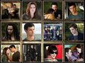 New moon photos calendar - twilight-series photo