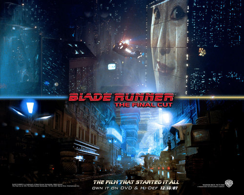 Official Blade Runner Hintergrund
