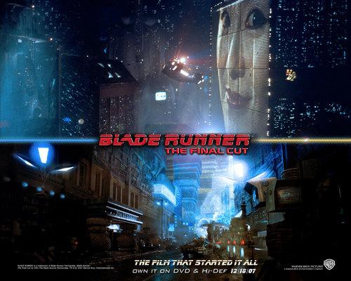Blade Runner wallpaper with a multiplex titled Official Blade Runner Wallpaper