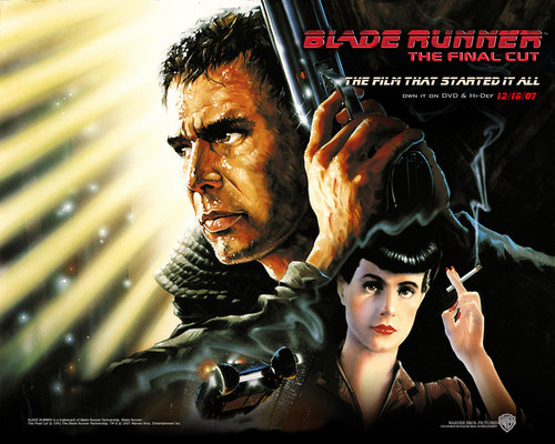 Blade Runner wallpaper containing anime entitled Official Blade Runner Wallpaper