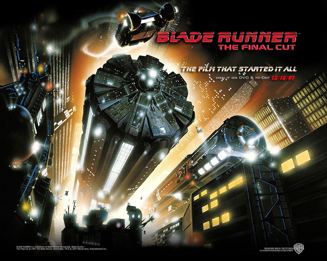 Blade runner images official blade runner wallpaper hd for Blade runner