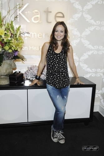 Olivia @ Kate Somerville Emmy Gifting Suite Event - Day 3