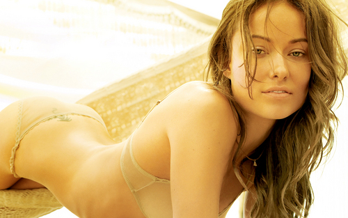 Olivia Wilde - olivia-wilde Wallpaper