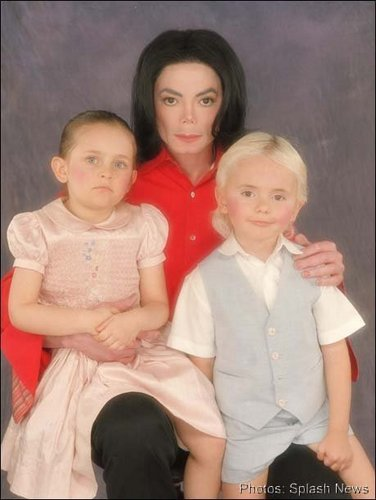 Paris, Michael and Prince!