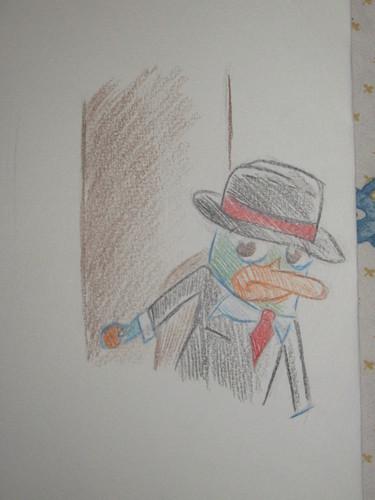 Perry-agente P