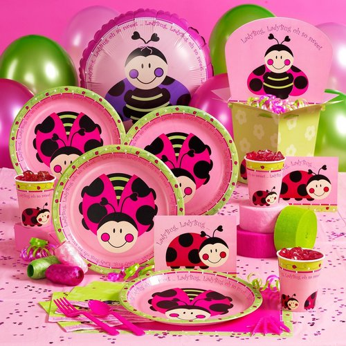 Pink Party Acc