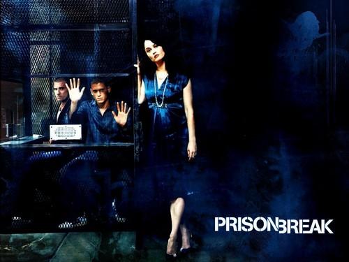 Prison Break!<3