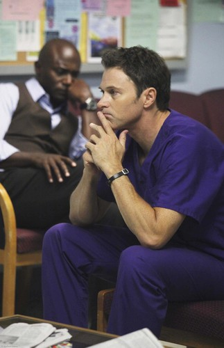 Private Practice - Episode 3.01 - A Death in the Family - Promotional fotografias