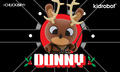 Reindeer Dunny - vinyl-toys photo