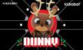 Reindeer Dunny