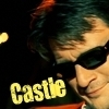 Richard Castle photo possibly containing sunglasses and a portrait called Richard Castle