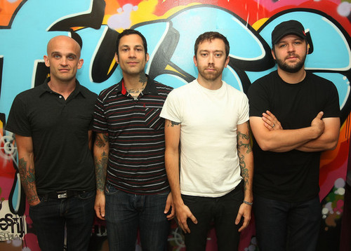 Rise Against at Fuse