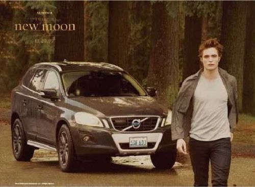 Rob in Volvo Retailer Website