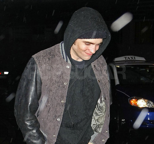 Rob out in vancouver