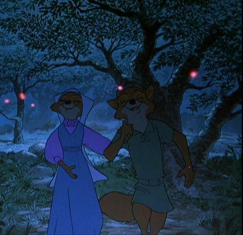 Robin ڈاکو, ہڈ and Maid Marian