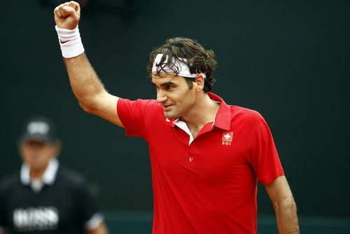 Roger Federer - Davis Cup 2009