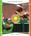 Roger Federer and Rafael Nadal  - roger-federer-and-rafael-nadal fan art