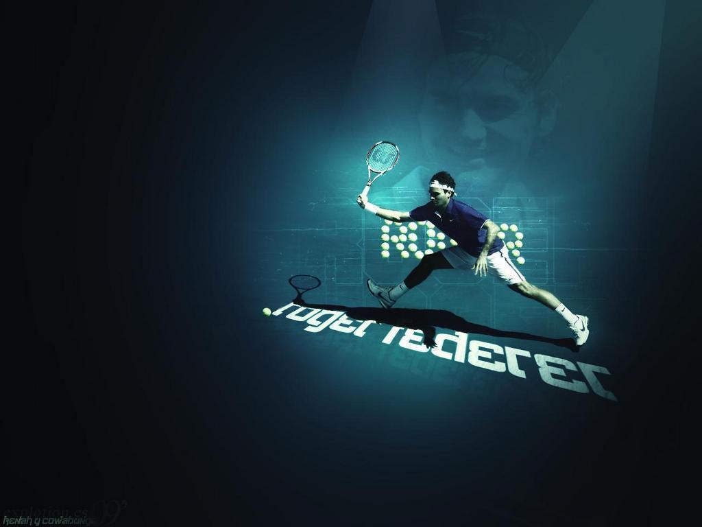 Roger Federer ロジャー フェデラー 壁紙 042 ファンポップ
