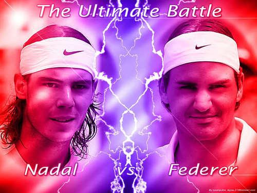 Roger and Rafael