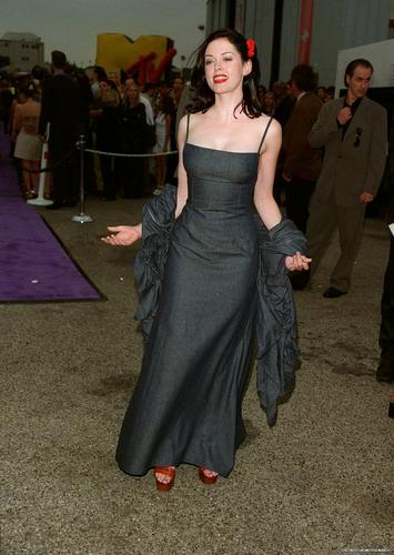 Rose at 1997 MTV Movie Awards