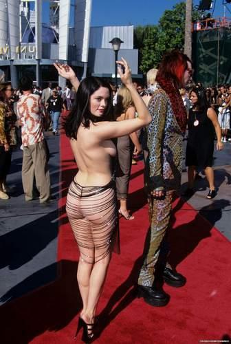 Rose at 1998 MTV âm nhạc Awards