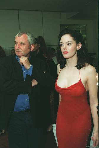 Rose at Ghost Boutique Opening - rose-mcgowan Photo