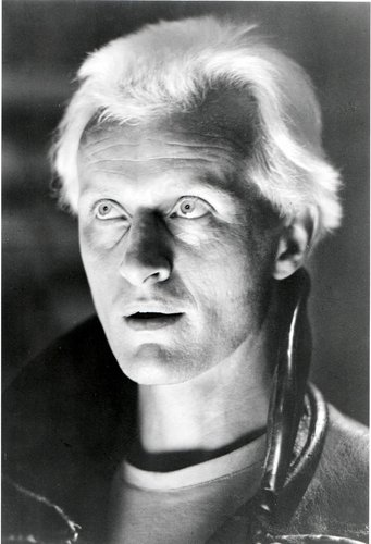 Rutger Hauer as Roy in Blade Runner