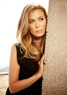 lost wallpaper probably with a portrait called SONYA WALGER