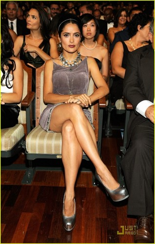 Salma Hayek @ The 2009 ALMA Awards