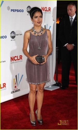 Salma Hayek @ The 2009 ALMA Awards
