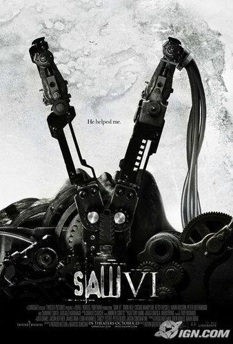 Saw 6 (VI) Poster!