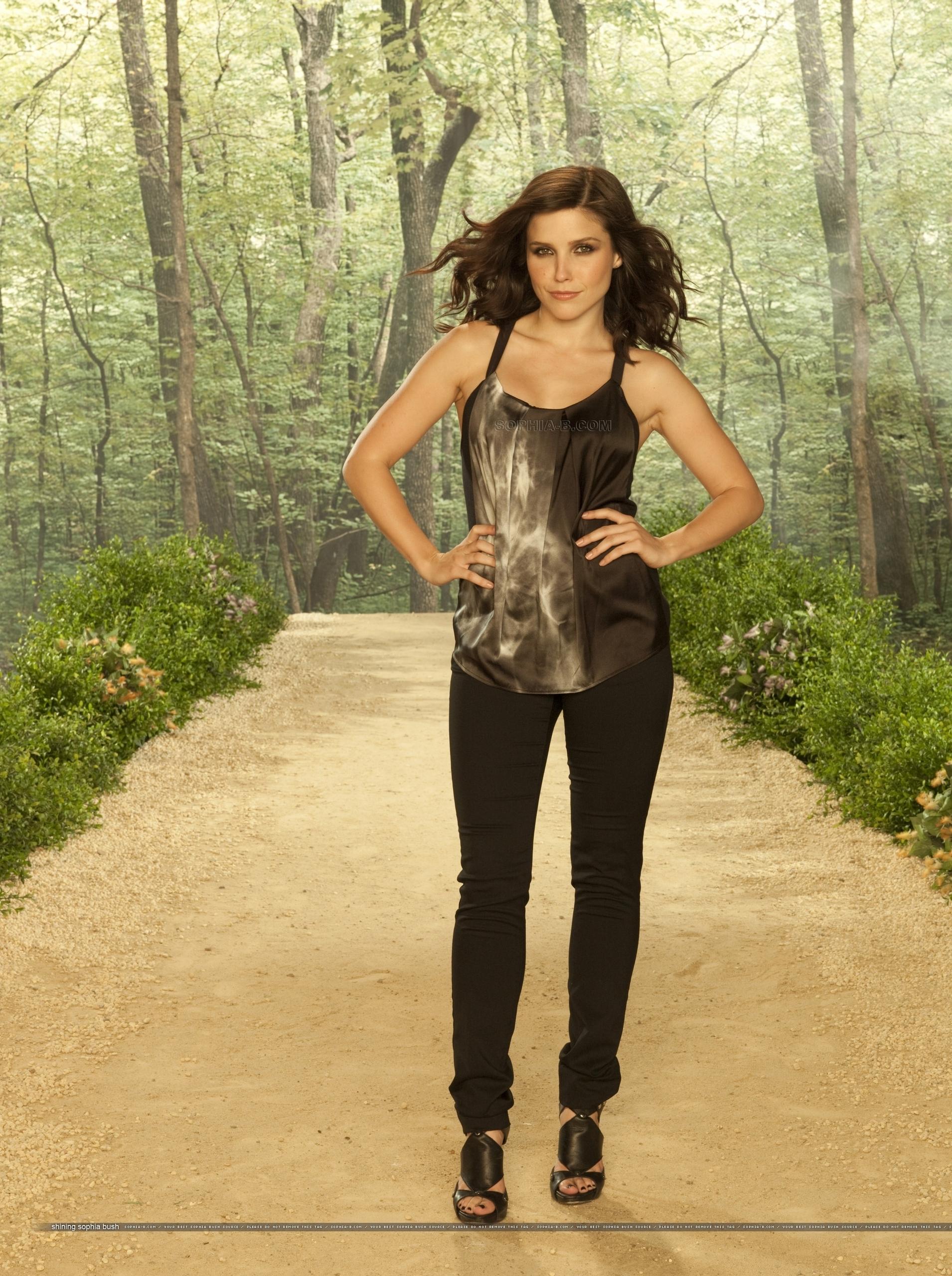 Season 7 Promo pictures Sophia Bush&Brooke Davis<3