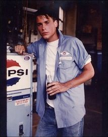 The Outsiders wallpaper titled SodaPop Curtis