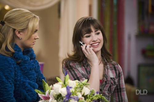 Sonny Munroe Обои probably with a bouquet and a portrait called Sonny Munroe
