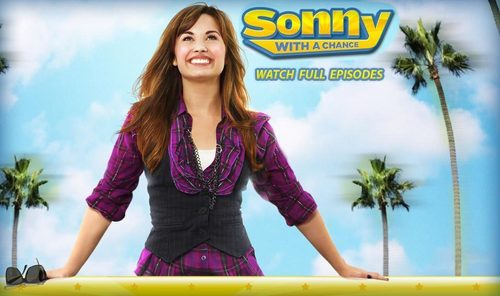 Sonny Munroe wallpaper entitled Sonny With a Chance promo