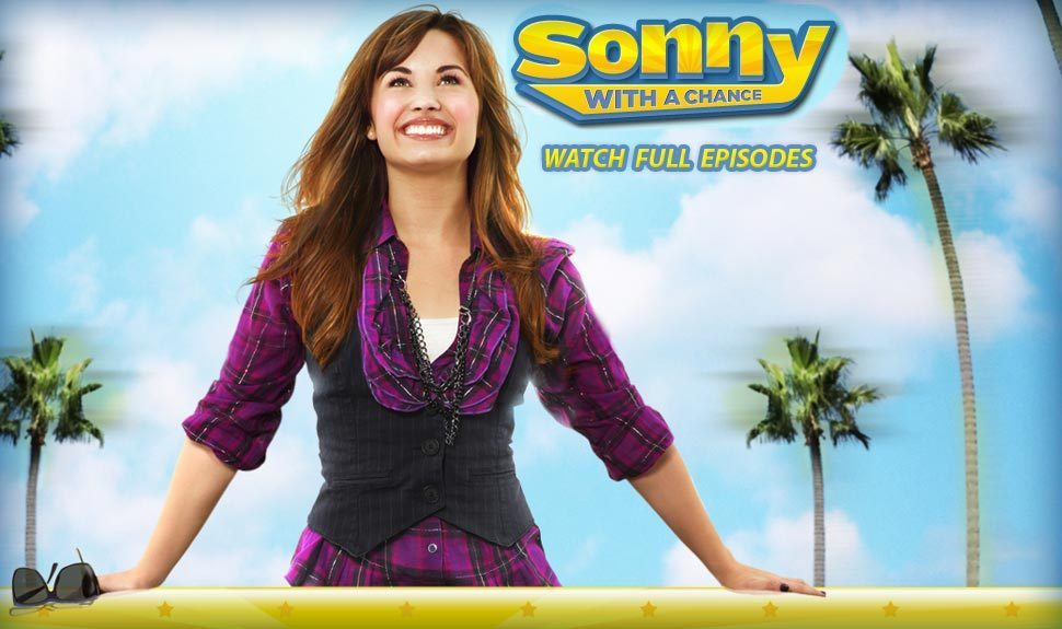 Sonny With a Chance promo