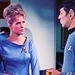 Spock/Christine Chapel