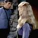 Spock/Leila Kalomi