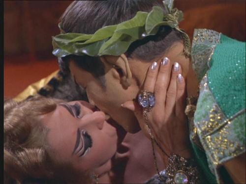 Spock and Christine