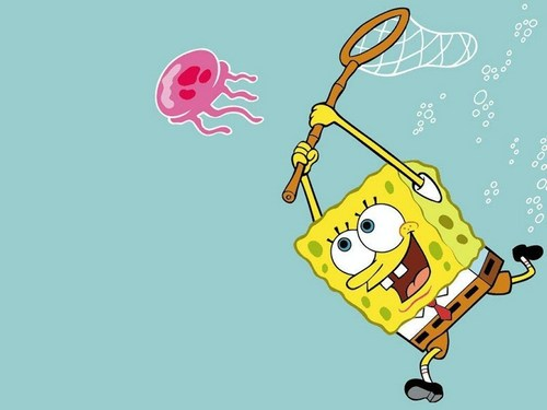 spongebob squarepants wallpaper titled Spongebob