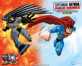 Superman/Batman public enemies - superman wallpaper