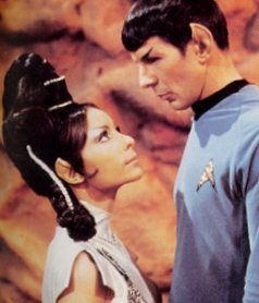T'Pring-Spock - star-trek-couples Photo
