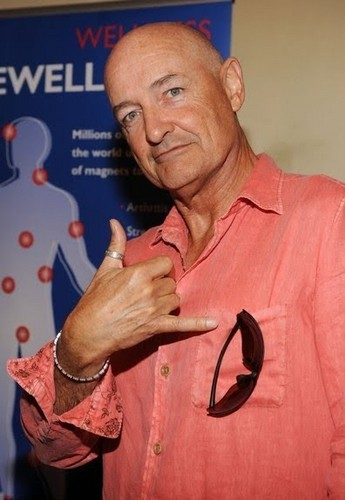 Lost wallpaper entitled TERRY O' QUINN