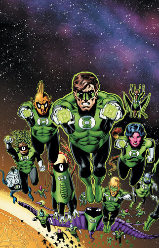 Tales of the Green Lantern Corp