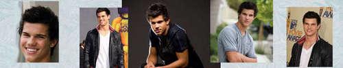 Taylor Lautner Banner
