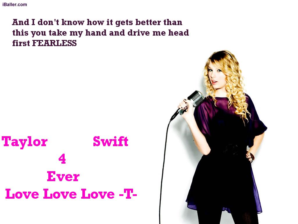 Taylor تیز رو, سوئفٹ Rocks